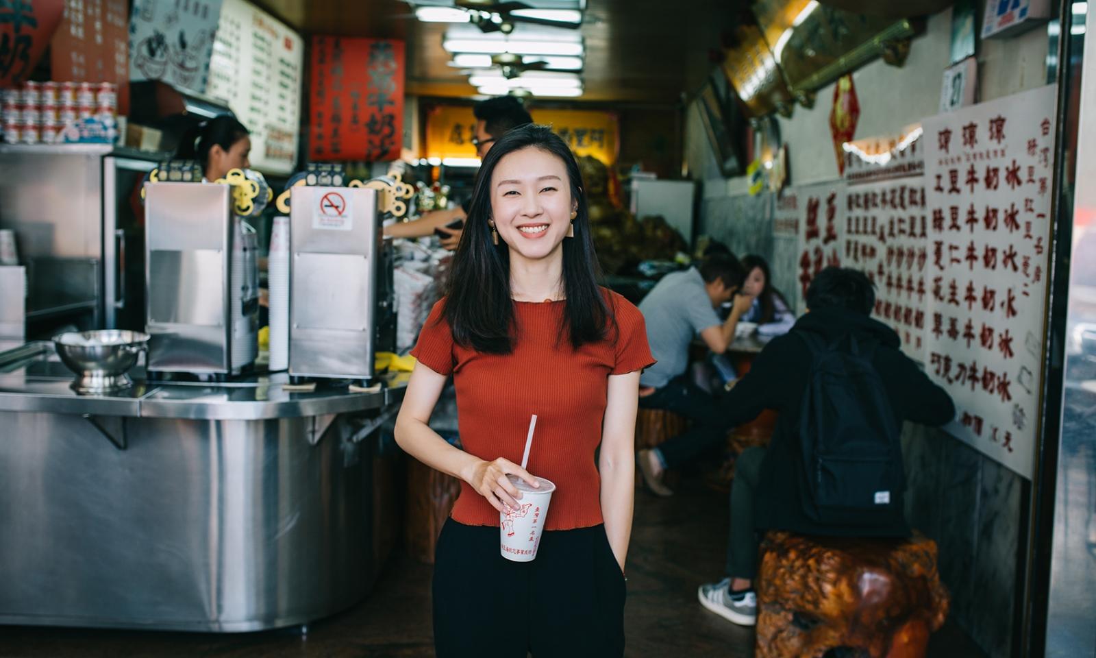 【高雄・愛情宇宙】與城市赤身相對,淺堤依玲:我還沒離開,還有高雄的故事可說