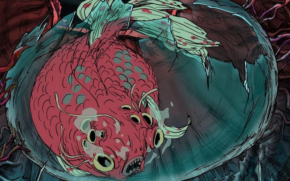 金馬最佳短片《金魚》上院線,為香港發聲:「以為是寓言,沒想到變現實」