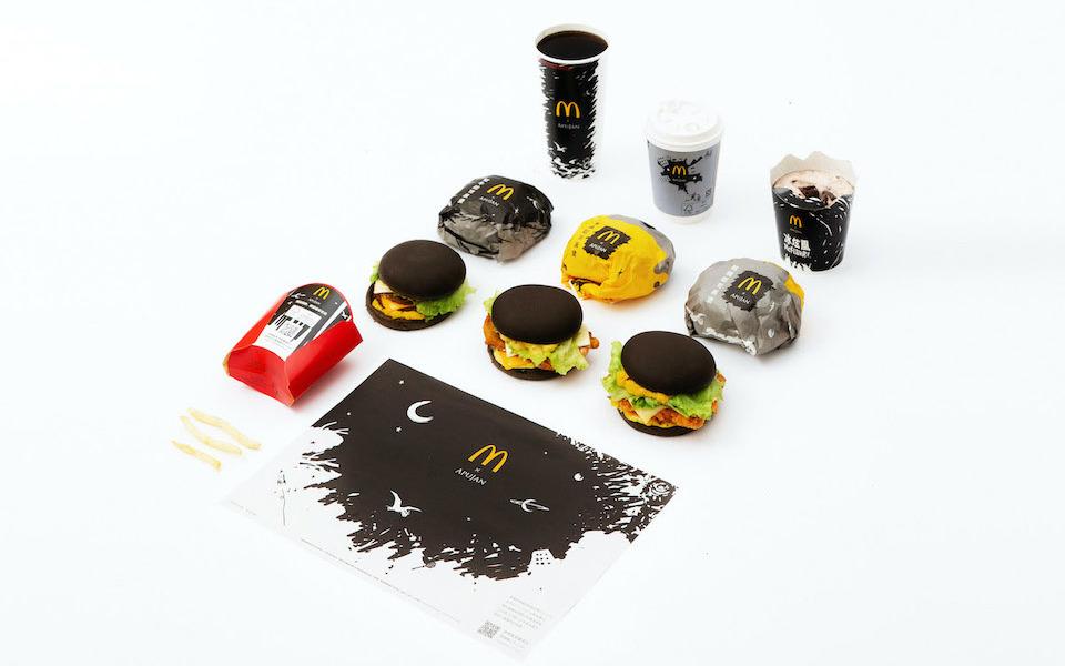 我們都曾是在麥當勞包裝紙上畫畫的孩子——APUJAN 手繪風奇幻包裝設計