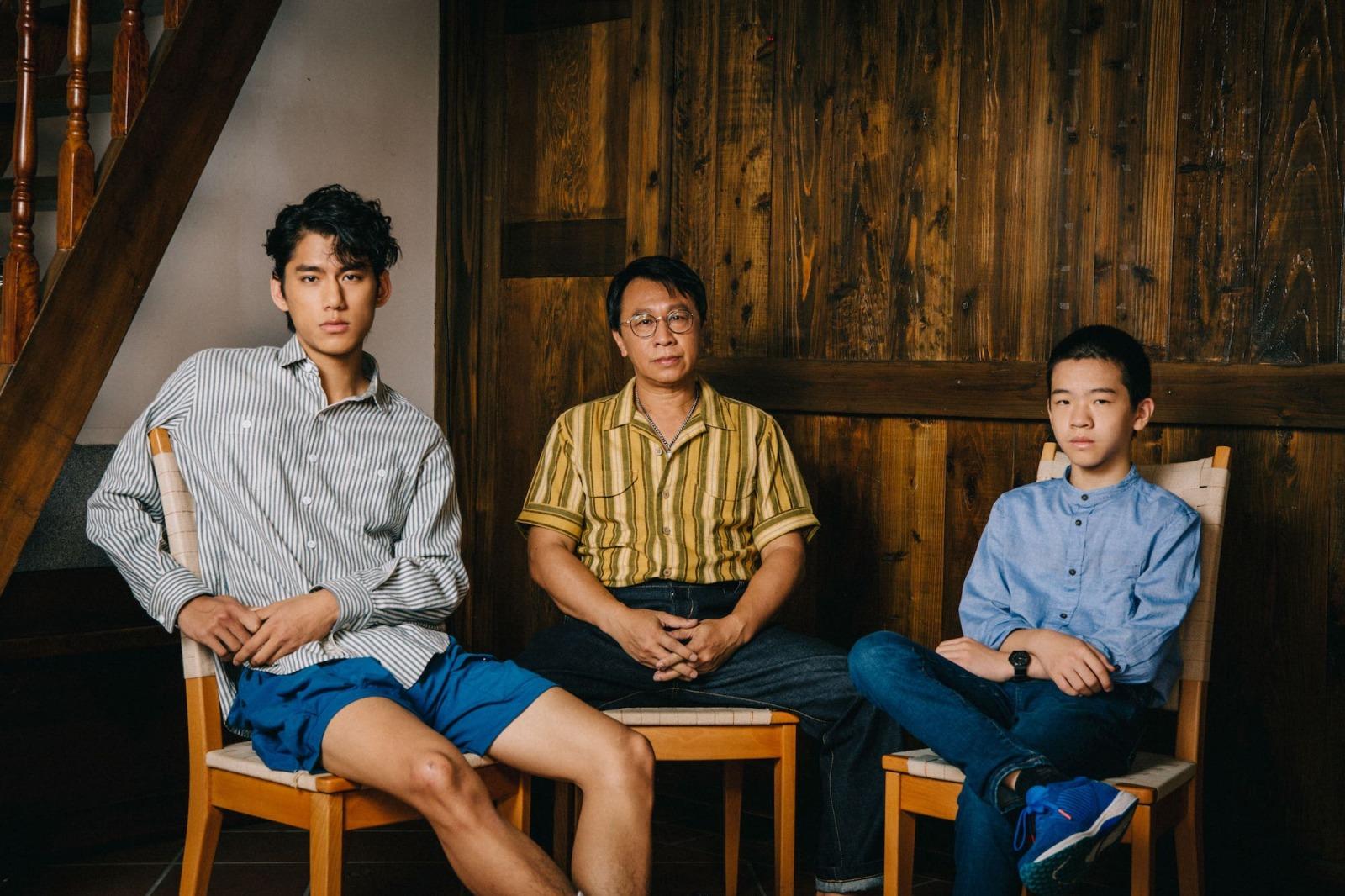 游安順 ╳ 朱軒洋 ╳ 李英銓——做戲精也做自己,最佳男配角的提味學 2020 台北電影獎