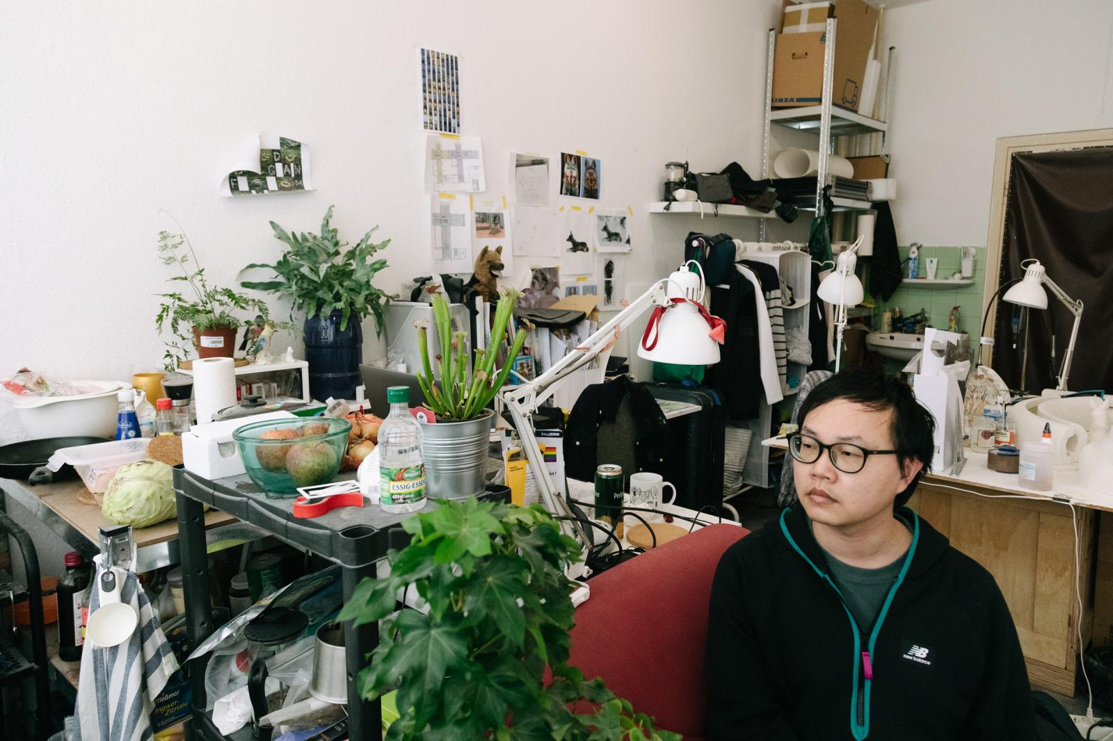 亂有才華的|買它,就是喜歡它不好的一面——專訪藝術家吳權倫