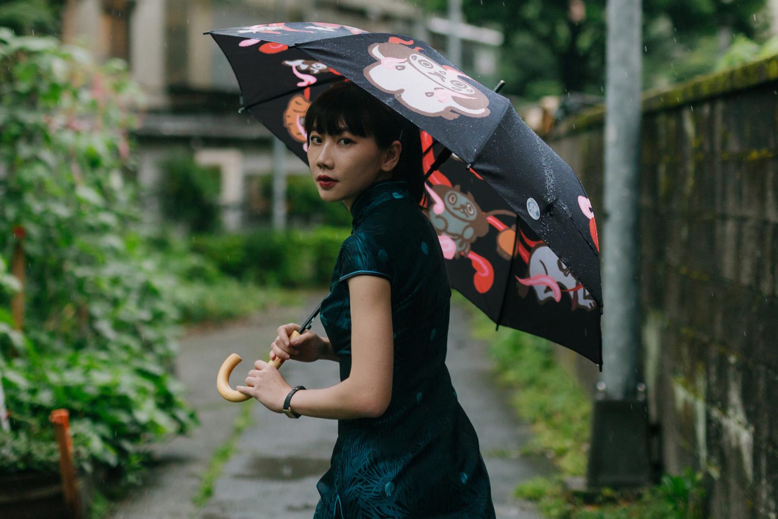 喜歡一件事,不一定要有超深的道理啊——專訪 Fanko 狗仔之家 feat. 妖魔退傘