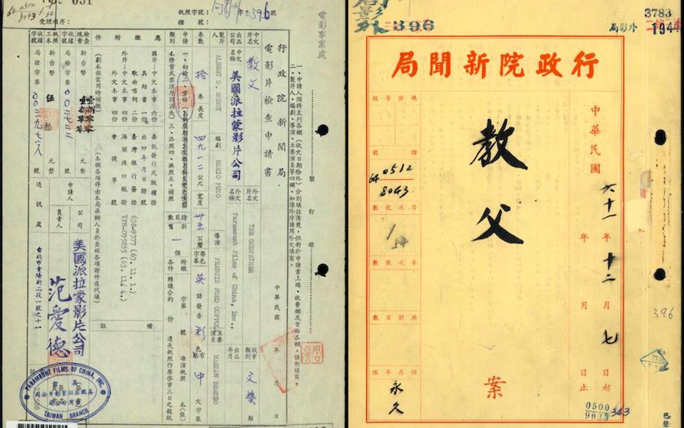 奧斯卡有比我大中華重要嗎?一代審查,被剪接的電影史