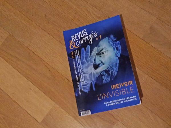 電影 Revus et corrigés 老片 經典重映