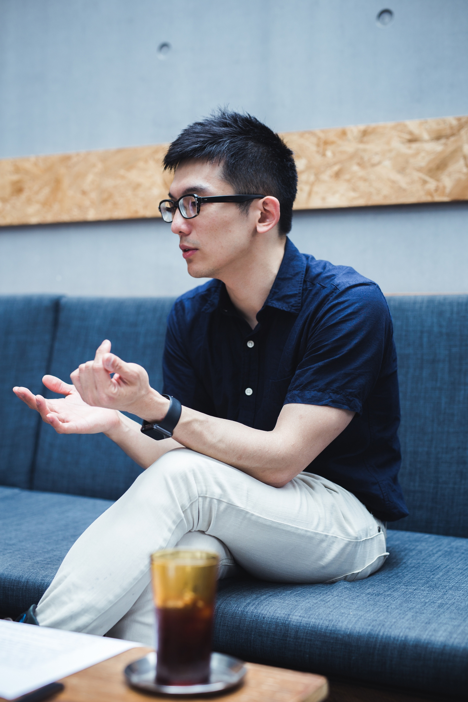 專訪 盛浩偉《名為我之物》