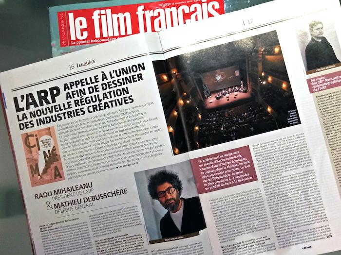 電影書報亭 電影 專欄 Le Film Français Netflix